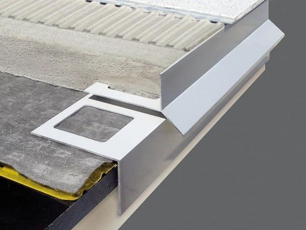 Balkonprofil Y-Form Dickbett Verwendung