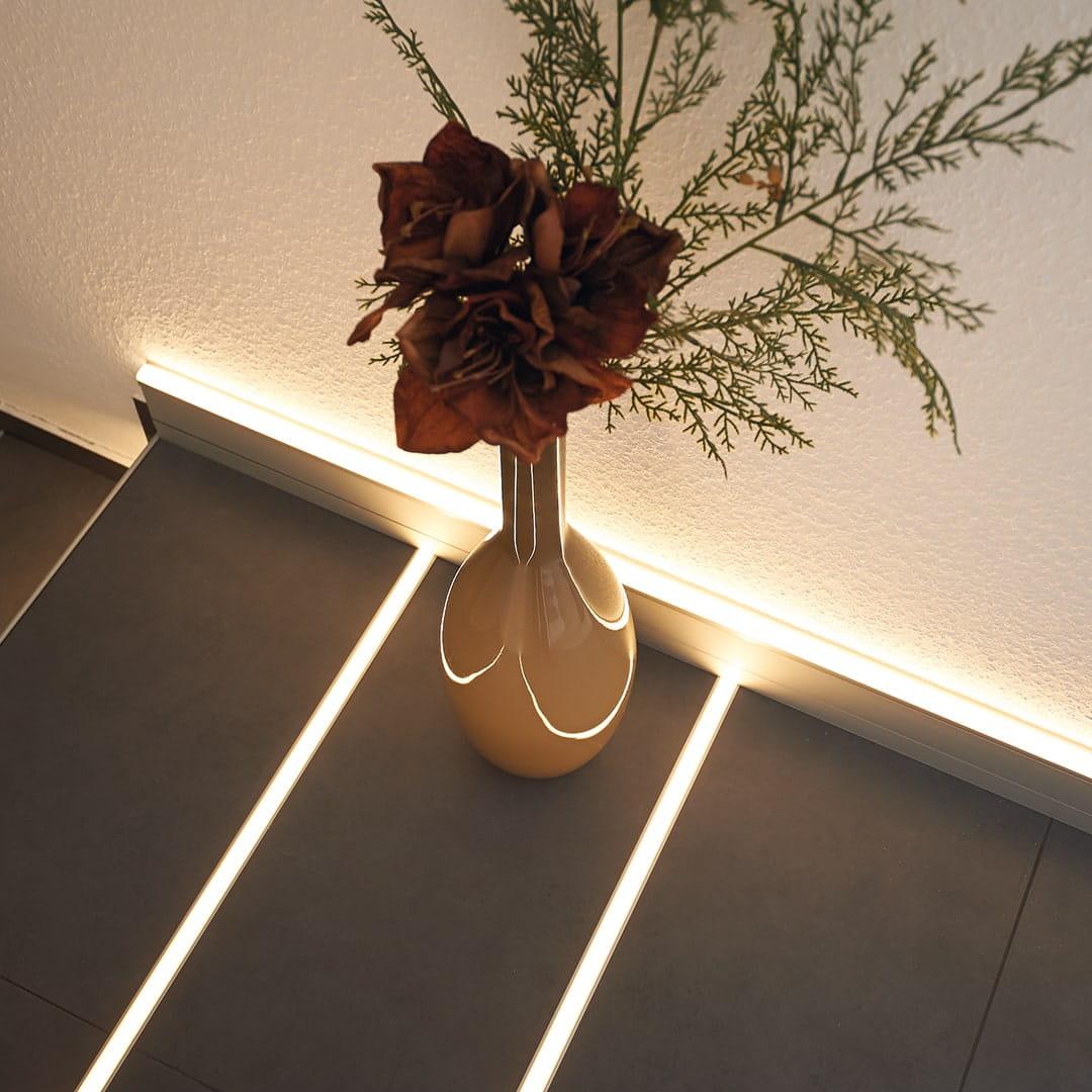 Detail LED Basisprofil