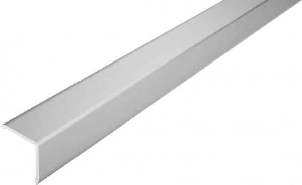 Eckschutzwinkel Aluminium silber eloxiert