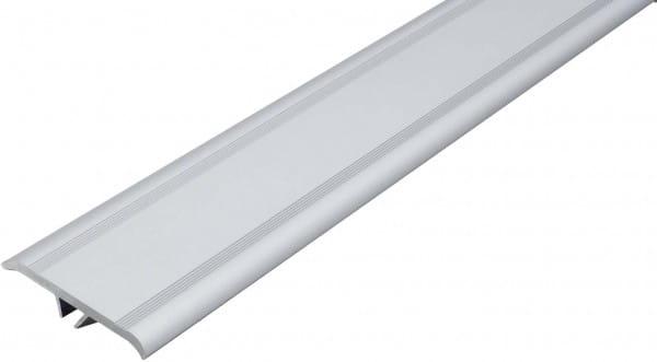 Abdeckprofil HC aus Aluminium silber eloxiert