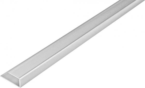 Abschlussprofil ADAPT silber
