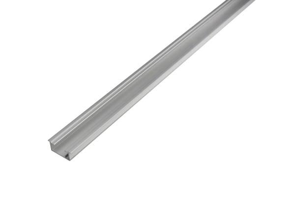 DURAL LED Basisprofil 9 mm silber