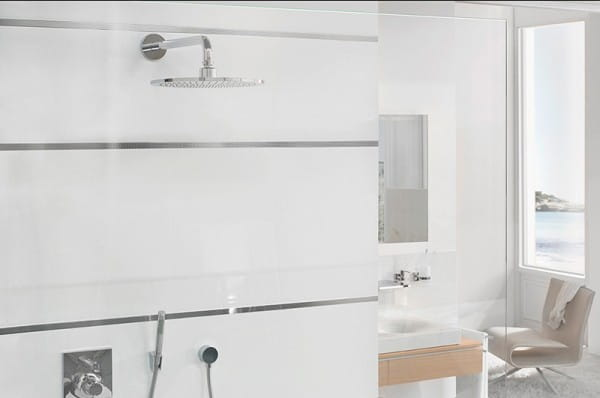 Dekorprofile Aluminium Badezimmer Ambiente