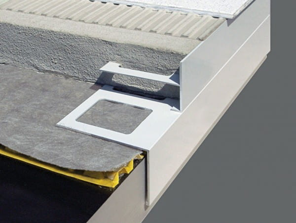 Balkonprofil T-Form Verwendung